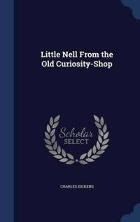 Little Nell from the Old Curiosity-Shop