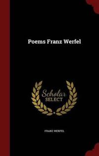 Poems Franz Werfel