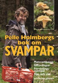 Pelle Holmbergs bok om svampar