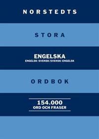 Norstedts stora engelska ordbok : Engelsk-svensk/Svensk-engelsk