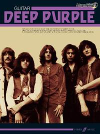 Deep Purple Authentic Guitar Playalong + CD