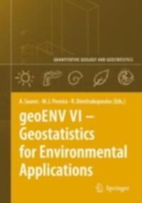 geoENV VI - Geostatistics for Environmental Applications