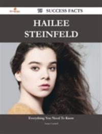 Hailee Steinfeld 75 Success Facts - Everything you need to know about Hailee Steinfeld
