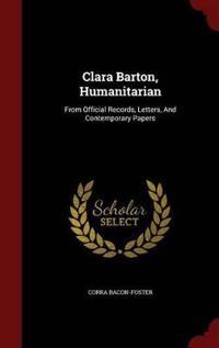 Clara Barton, Humanitarian