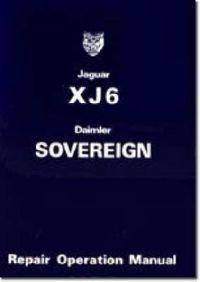 Jaguar Xj6 Daimler Sovereign Series 2 Workshop Manual