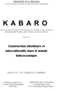 Construction identitaire et intercultura
