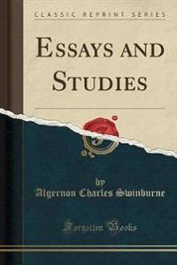 Essays and Studies (Classic Reprint)