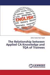 The Relationship Between Applied CA Knowledge and Tqa of Trainees