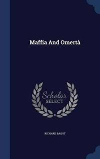 Maffia and Omerta