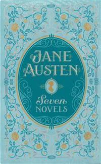 Jane Austen (BarnesNoble Omnibus Leatherbound Classics)