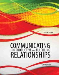 Communicating for Productive and Fulfilling Relationships