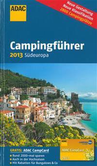 ADAC Campingführer Südeuropa 2013