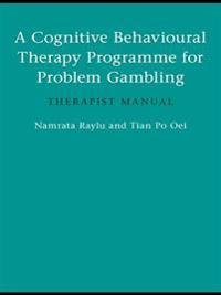 Cognitive Behavioural Therapy Programme for Problem Gambling