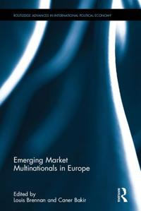 Emerging Market Multinationals in Europe