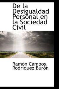 de La Desigualdad Personal En La Sociedad Civil