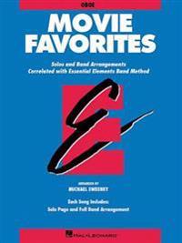Essential Elements Movie Favorites: Oboe