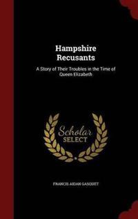 Hampshire Recusants