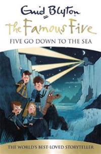 Five go down to the sea - book 12