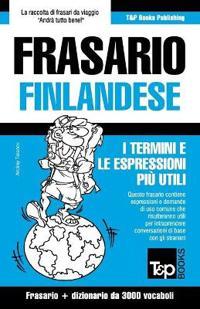 Frasario Italiano-Finlandese E Vocabolario Tematico Da 3000 Vocaboli