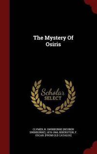The Mystery of Osiris