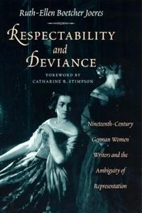 Respectability and Deviance