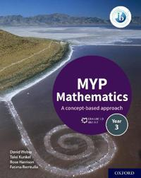 MYP Mathematics 3 Course Book - Rose Harrison - kirja
