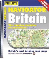 Navigator Road Atlas Britain Flexi 2018