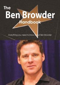 Ben Browder Handbook - Everything you need to know about Ben Browder