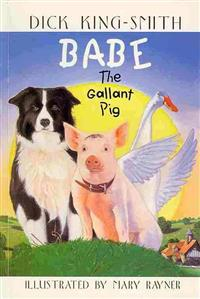Harcourt School Publishers Collections: LVLD Rdr: Babe/Gallant Pig Gr4
