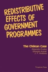 Redistributive Effects of Government Programmes