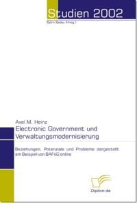 Electronic Government und Verwaltungsmodernisierung