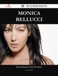 Monica Bellucci 99 Success Facts - Everything you need to know about Monica Bellucci
