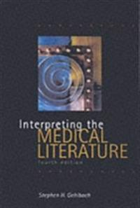 Interpreting the Medical Literature