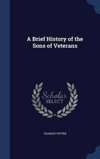 A Brief History of the Sons of Veterans