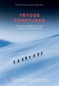 Trygge toppturer; 111 norske skifjell der du kan unngå skredfarlig terreng