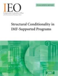 Structural Conditionality in IMF-Supported Programs