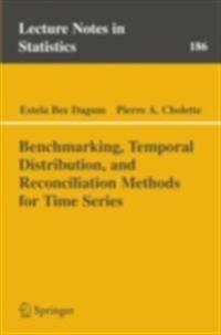 Benchmarking, Temporal Distribution, and Reconciliation Methods for Time Series