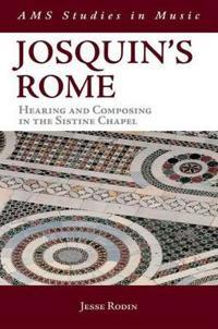 Josquin's Rome