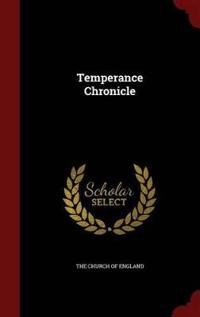 Temperance Chronicle