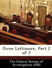 Owen Lattimore, Part 2 of 2