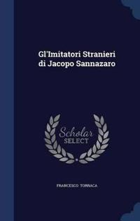 Gl'imitatori Stranieri Di Jacopo Sannazaro