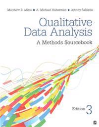 Bundle: Miles: Qualitative Data Analysis 3e + Saldana: The Coding Manual for Qualitative Researchers 3e