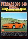Ferrari 328, 348, Mondial Ultimate Portfolio 1986-1994