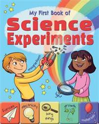 My First Book of Science Experiments - Thomas Canavan - böcker (9781785991394)     Bokhandel