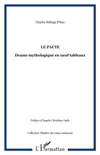 Pacte Le-Drame mythologique neuf table