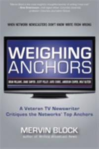 Weighing Anchors