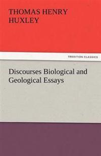 Geological essays