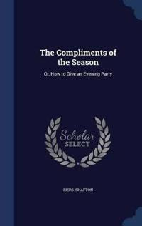 The Compliments of the Season