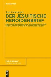 Der jesuitische Heroidenbrief