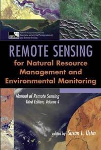 Manual of Remote Sensing